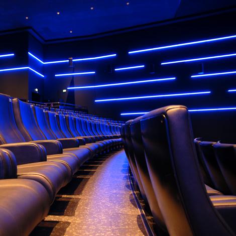 Cinedom K 246 Ln Dolby Atmos 169 Im Kinosaal 4 Kinoplanung